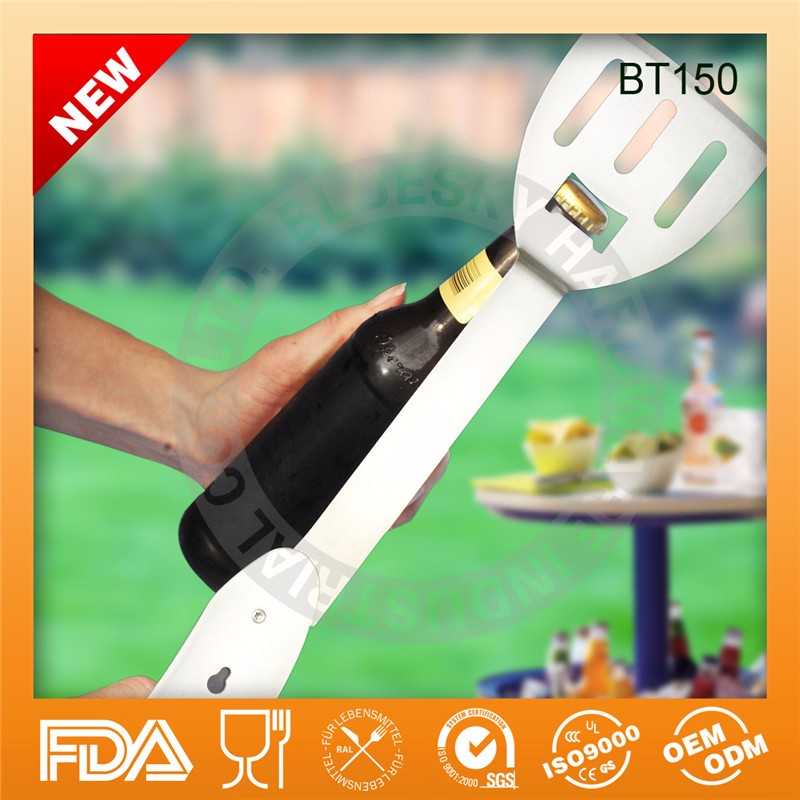 6-in-1 BBQ Grill Tools Set Barbecue Accessories
