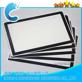 "Original NEW LCD Glass B Cover For Macbook pro A1286 15.4"" With Original Black Stickers 2009-2012"