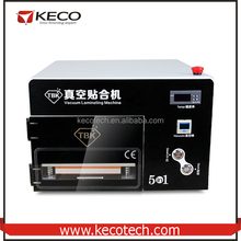 High Quality TBK 5 in 1 Lamination Laminating Machine For Mobile Phone lcd Refurbish
