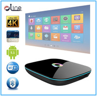 Watch Olympic Android 5.1 Amlogic S905 Quad core CPU Q-BOX Android tv box tv tuner box for lcd monitor