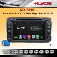 Made in China Cheap car dvd player ML W163