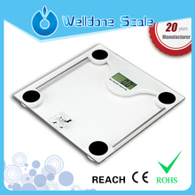 Welldone digital bathroom iron mill scale JW306A