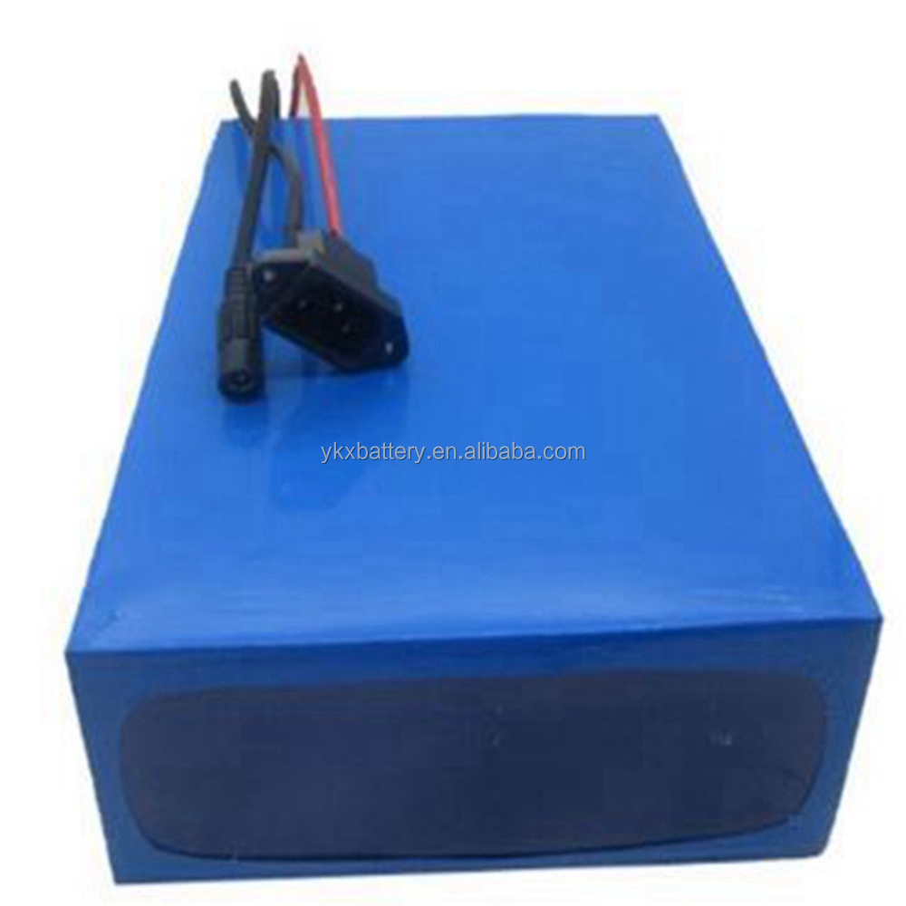Customized li-ion battery 12v 24v 36v 48v 60v 72v 10Ah 20Ah 30Ah 40ah lithium ebike battery pack