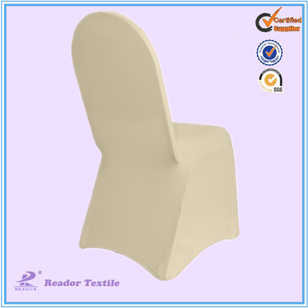 lycra chair cover, spandex chair cover for wedding