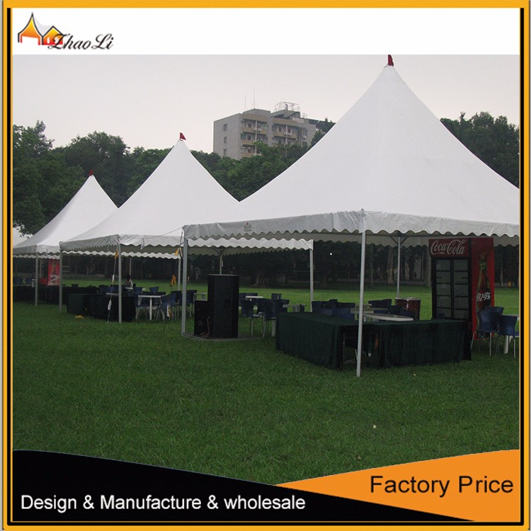 5x5m Best Price Outdoor Gazebo Tent Pagoda Marquee Tent For Garden Party