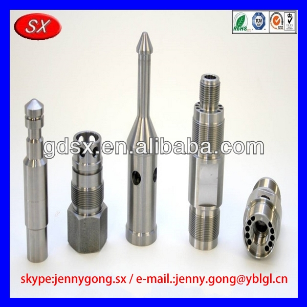 Guangdong sharp milling machine parts used on hookah