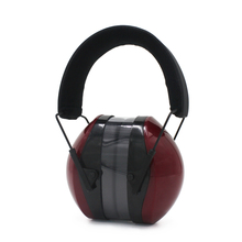 Professional shooting hearing protection around the head ear muffs