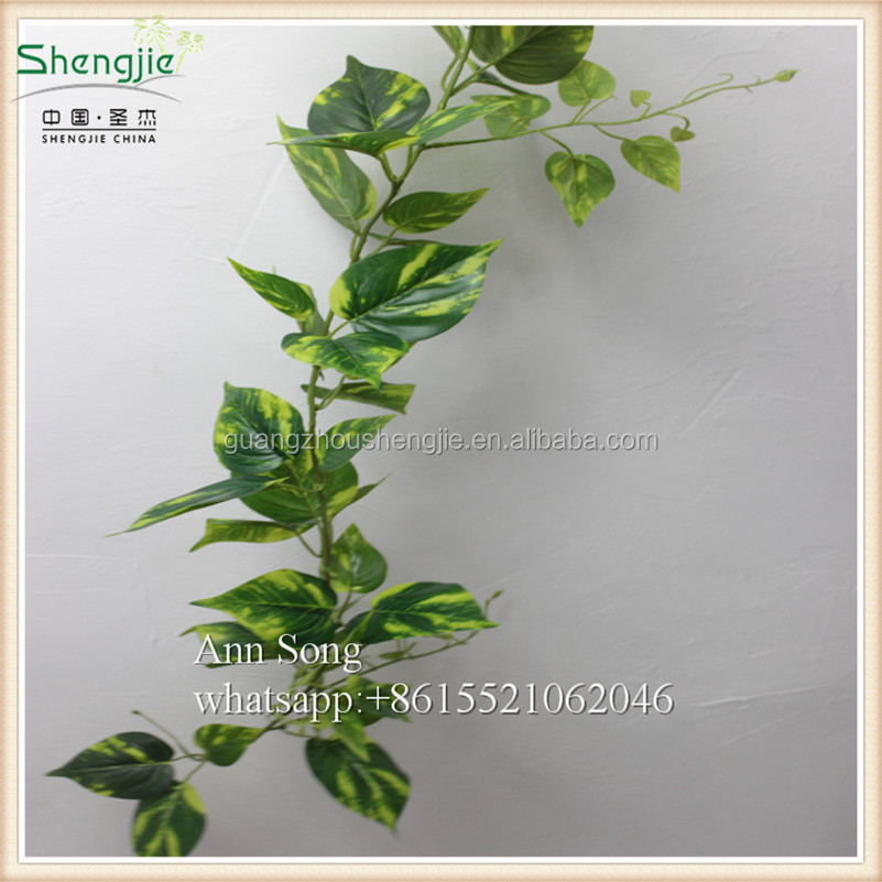 natural decorative artificial ivy hanging vines green wall hanging decor