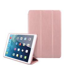 New products leather stand folio for ipad pro 10.5 case