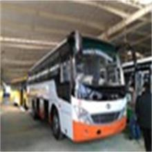 37-40Seats 8.4m Bus Front Engine Diesel and CNG New Luxury Buses for Sale