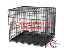 Good after-sales service crate for a dog dog crate cage