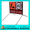 1200X900mm Multi-message Sign Rack