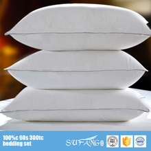 Cheap Hotel Comfort Pillow Bamboo Fiber Pillow In Stock