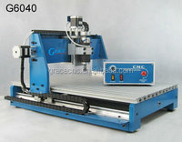 Desktop CNC Router Aluminium Composite Panel Mini Cutting Machine G6040