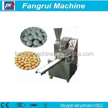 Factory price Full Automatic Steamed Bun Maker Machine Momo Making Machine for export