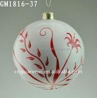New Design Christmas garden decoration ball