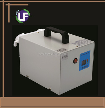 low pressure fogging machine
