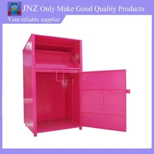 JNZ out door metal shoes recycling box 010601