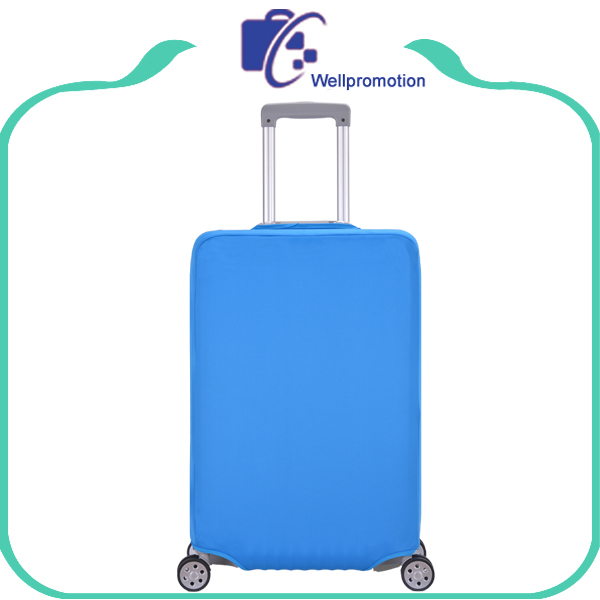 custom waterproof luggage covers spandex suitcase protecting covers
