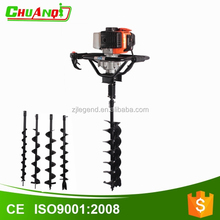 Garden mini hand drill machine hole digging tools post hole auger(CQ205-2)
