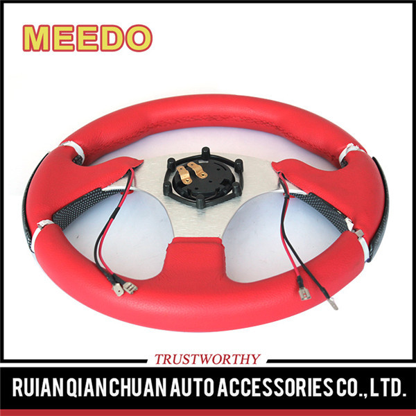 Attractive price new type steering wheel neo chrome