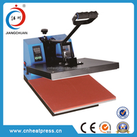 Manual heat press machine for clothing, T-shirts heat sublimation, transfer machine