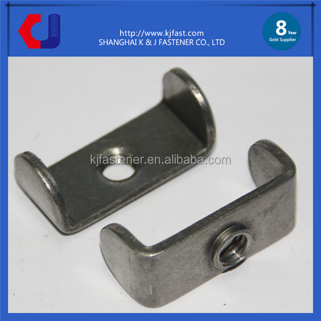 2017 Custom Design Sheet Metal Stamping Brackets