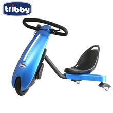 Tribby electric 3 wheels powerful mobility drift tricycle for children