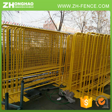 Australia Standard Hot-Dipped Galvanized Metal Temporary Fence Panels