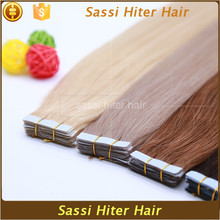 Top quality Keratin Fusion Two Tone Tape Hair Extension