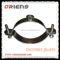 Galvanized Pipe Clamp on Pipe Fittings from China Supplier