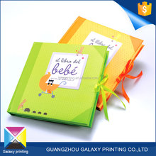 High quality and fast delivery custom printing supplier cheap children colourful hardcover my hot book