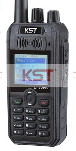 DPMR DP-F2000 Digital UHF VHF Dual BAND Two Way Radio