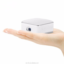 Wireless Mini Projector With Bluetooth Smart Portable Projector For Business Use Pico Led Projector Support Micro USB