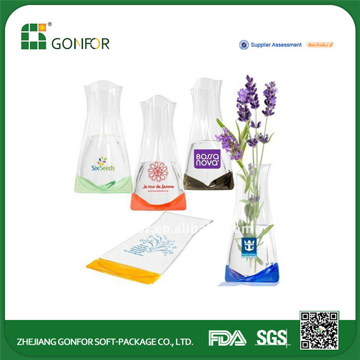 2016 Wholesale Good Reputation Acrylic Clear Plastic chinese vase