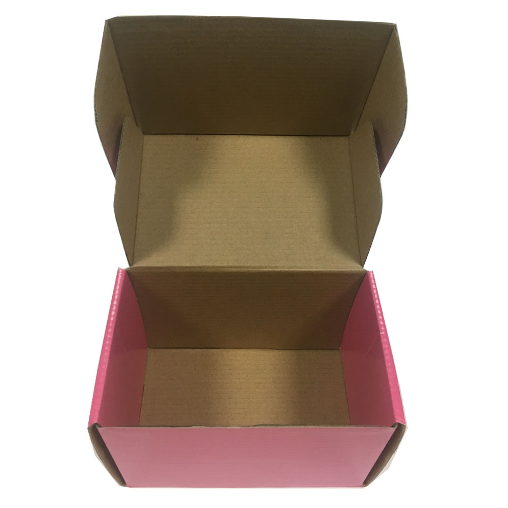 custom white grey board paper boxes for led light products lighting tracks packaging