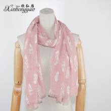 Factory discount scarf custom infinity spring scarf with OEM logo