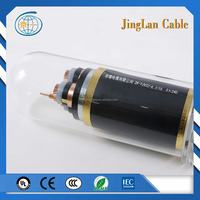 PVC/XLPE insulated 11kv xlpe power cable price