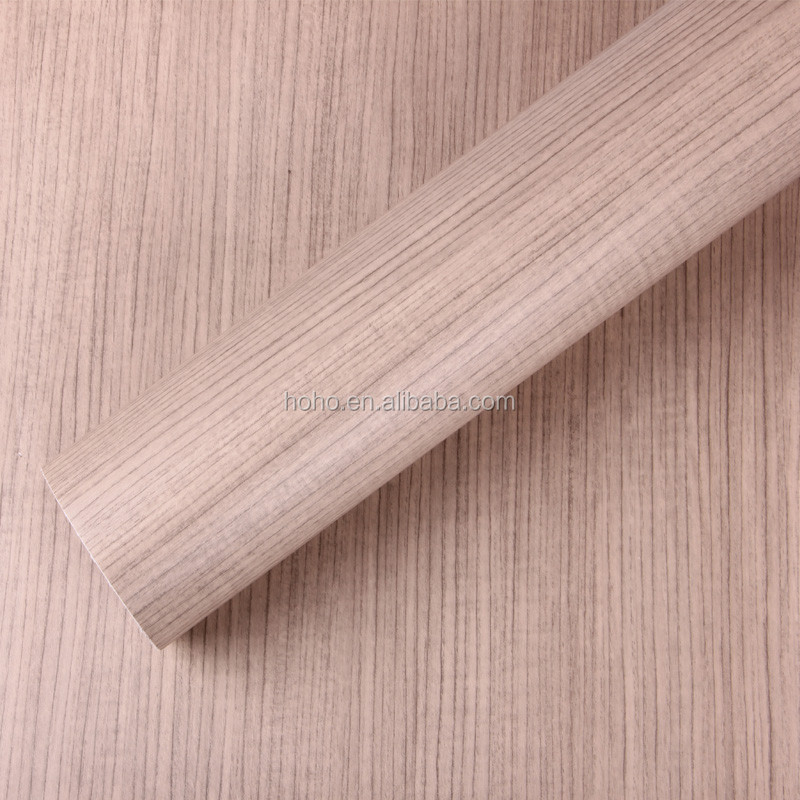 translucence waterproof wood grain decorative window film embossed