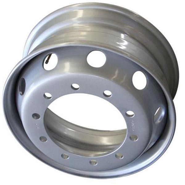 Excellent China Steel Wheel Trailer Tubeless Rim