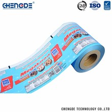 Hot Selling Supermarket Eco-Friendly Custom Logo Plastic Cake Wrap Film