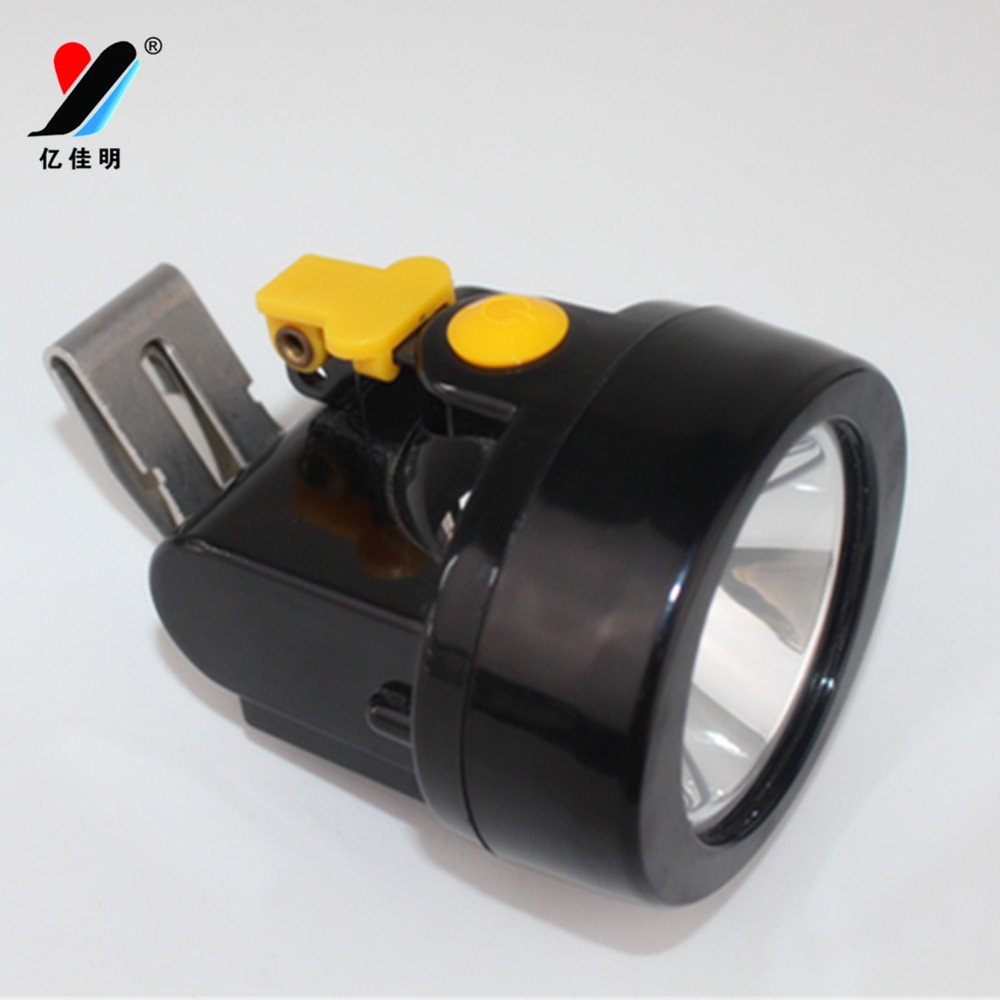 Safety LED Caplamps for Mining Tunnelling, Emergency Services General Industry Military and Outdoor Activities 3W Q5 IP65