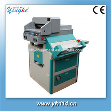 hot sale Yinghe brand industrial machine leather photo album gluing machine