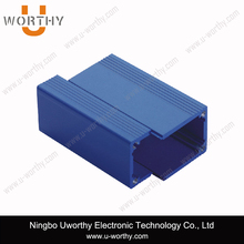 Customized aluminium extrusion for enclosure