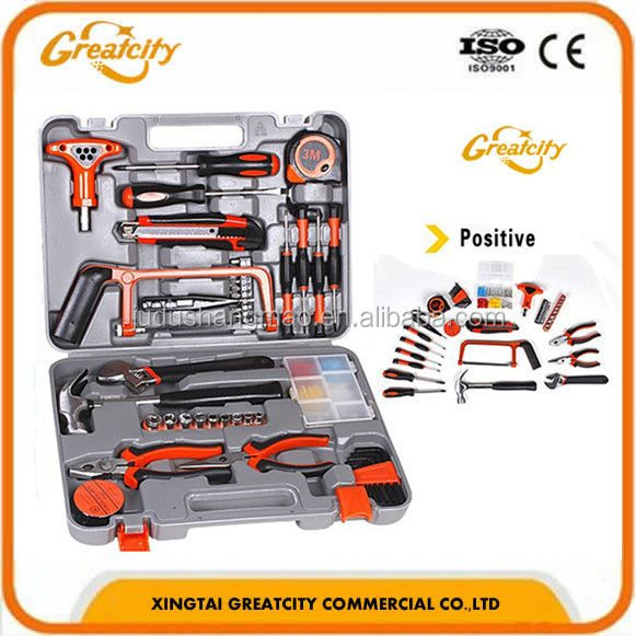 39pcs tool kit, hand tool set, lady tools