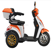 2017 popular three wheel Electric Scooter with 1100W Taiwan motor