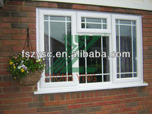 China custom made pvc window sill