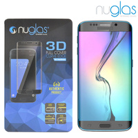 Nuglas Manufacture S7 edge Full Cover Tempered Glass Screen Protector