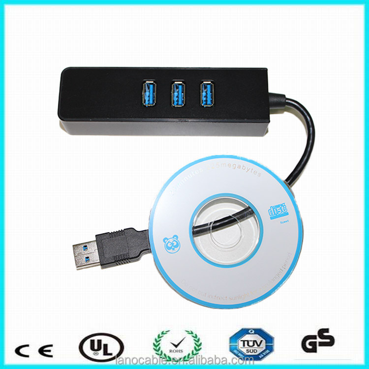 Usb hub to Ethernet rj45 gigabit network adapter,lan port adapter