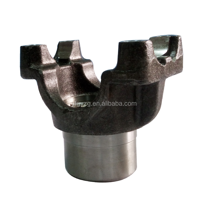 Heavy duty truck end yoke